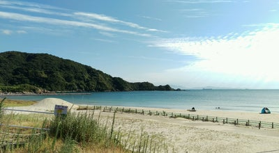 Photo of Beach 吉母海水浴場 at Shimonoseki, Japan
