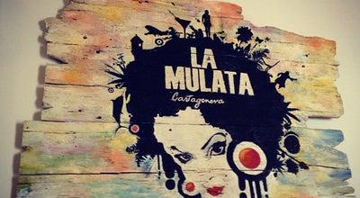 Photo of Caribbean Restaurant Restaurante La Mulata at Calle De Quero, Cartagena, Colombia