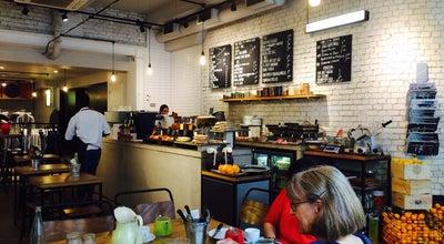 Photo of Coffee Shop Fernandez & Wells at 55 Duke St, London W1K 5NR, United Kingdom