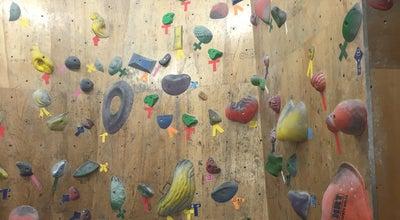 Photo of Rock Climbing Spot Dogwood ClimbingGym at Japan