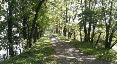 Photo of Nature Preserve Přírodní rezervace Vrbenské Rybníky at Budweis, Czech Republic