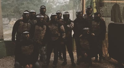 Photo of Paintball Field Gotcha Arena Sport at Calle Los Olivos Sm 310, Cancún, Mexico