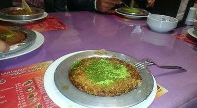 Photo of Diner Konak Lahmacun Pide Pizza Kebap Salonu at Vali Konagi Yanı Sinema Sokak, Yozgat, Turkey