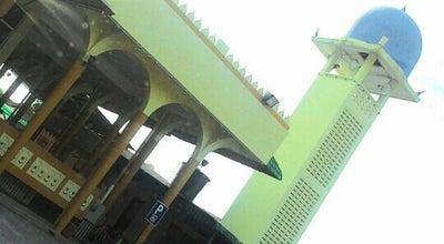 Photo of Mosque Masjid Jamek Dato' Hj. Abdullah Sijang at Malaysia
