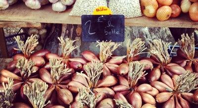 Photo of Farmers Market Marché Saint-Aubin at Boulevard Michelet, Toulouse 31000, France