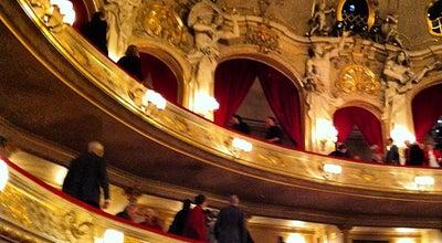 Photo of Opera House Komische Oper at Behrenstr. 55-57, Berlin 10117, Germany