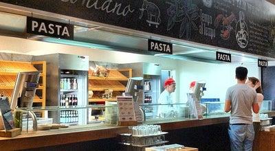 Photo of Italian Restaurant Vapiano at St. Petersburger Str. 26, Dresden 01069, Germany