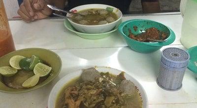 Photo of Asian Restaurant Bakso madangkara at Jl. Baumassepe, Parepare 91124, Indonesia