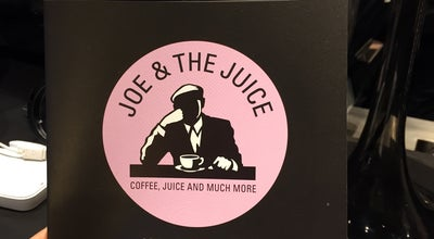 Photo of Juice Bar JOE & THE JUICE at 분당구 판교역로146번길 20, Seongnam-si, South Korea