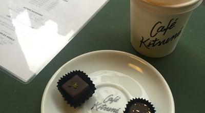 Photo of Cafe Café Kitsuné at 68 Rue Condorcet, Paris 75009, France