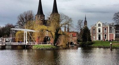 Photo of Historic Site De Oostpoort at Oostpoort 1, Delft, Netherlands