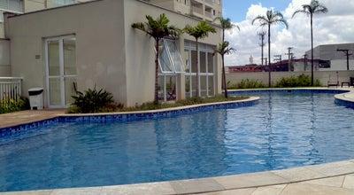 Photo of Pool Piscina Living Club at R. Vicentina Gomes, 99 - Campo Grande, São Paulo, 04696-270, São Paulo 04696-270, Brazil