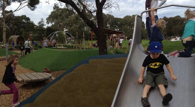 Photo of Playground Bonython Park Adventure Playground at Australia