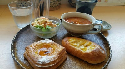 Photo of Bakery ブーランジェリー エ カフェ リエゾン(Boulangerie Et Cafe Liaison) at 小田町701-1, 伊賀市 518-0825, Japan