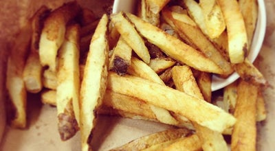 Photo of Burger Joint Five Guys at 496 Laguardia Pl, New York, NY 10012, United States