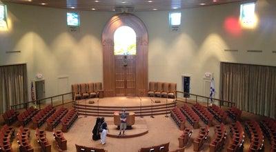 Photo of Synagogue Congregation B'nai Israel at 2200 Nw 51st St, Boca Raton, FL 33431, United States