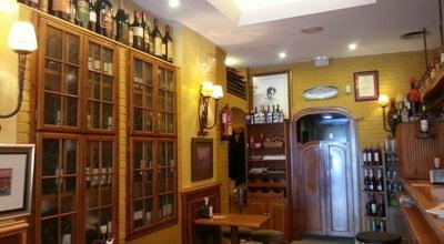 Photo of Mediterranean Restaurant Refectorium at Calle De Cervantes, 8, Málaga 29016, Spain