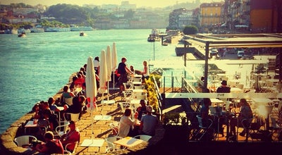 Photo of Cafe Bar Ponte Pensil at Porto, Portugal
