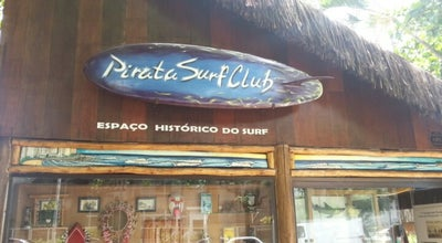 Photo of History Museum Espaço Histórico do Surf at Guarujá, Brazil