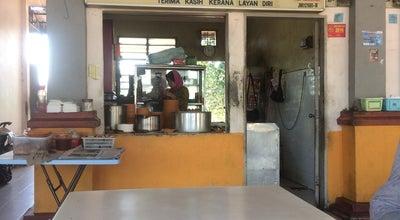 Photo of Asian Restaurant Gerai Seri Rantau at Depan Hospital, Segamat, Malaysia