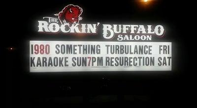 Photo of Bar Rockin' Buffalo Saloon at 1800 Union Rd, West Seneca, NY 14224, United States