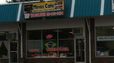 Photo of Brazilian Restaurant Minas Cafe at 1241 Washington St, Norwood, MA 02062, United States