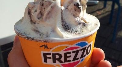 Photo of Ice Cream Shop Frezzo at Nieuwe Ginnekenstraat 1, Breda 4811NM, Netherlands