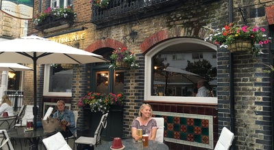 Photo of Pub The Nightingale at 97 Nightingale Lane, London SW12 8NX, United Kingdom