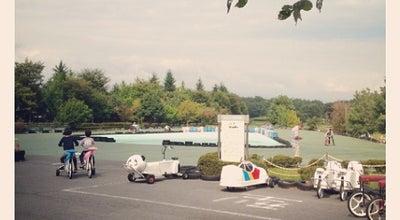 Photo of Playground 信州スカイパーク おもしろ自転車広場 at Japan