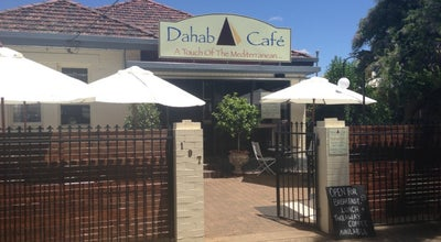 Photo of Cafe Dahab Cafe at 197 Brisbane St., Dubbo, NS 2830, Australia