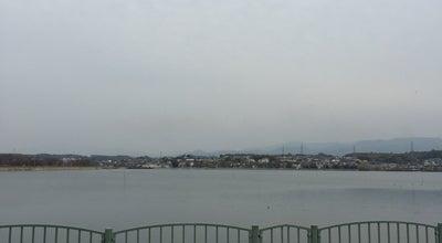 Photo of Lake 久米田池 at Japan