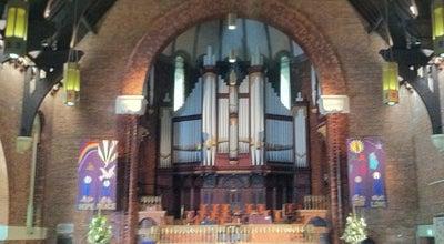 Photo of Church St Andrew's Uniting Church at Creek St., Brisbane, QL 4000, Australia