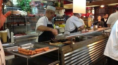 Photo of Sandwich Place Frankfurt's Vallès at C. Del Mar, 1, Badalona 08915, Spain