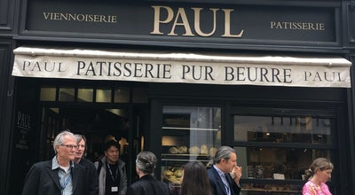 Photo of Bakery Paul Patisserie at Rue Maynadier, Cannes, France