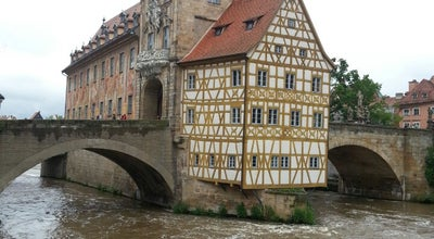 Photo of Bridge Obere Brücke at Obere Brücke, Bamberg 96047, Germany