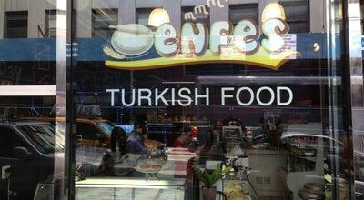 Photo of Mediterranean Restaurant Mmm Enfes at 70 W 39th St, New York, NY 10018, United States
