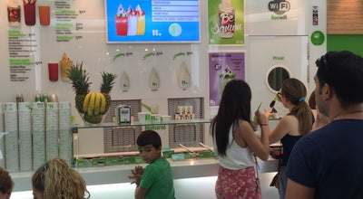 Photo of Ice Cream Shop Llaollao at Castelldefels, Cataluña 08860, Spain