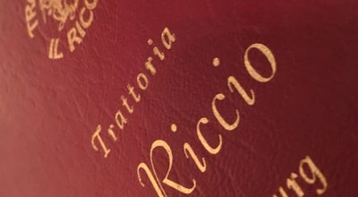 Photo of Food Trattoria Il Riccio at 6, Rue Beaumont, Luxembourg 1219, Luxembourg