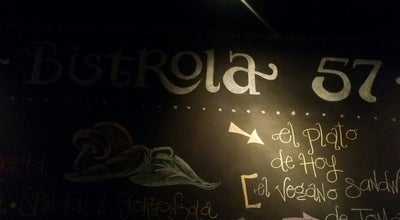 Photo of French Restaurant Bistrola 57 at Calle 60, Mérida 97000, Mexico