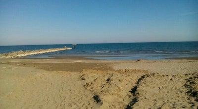 Photo of Beach Paradise beach at Lido Venezia, Venice, Italy