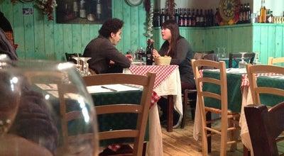 Photo of Mediterranean Restaurant Hosteria La Vacca M'briaca at Via Urbana 29/30, Rome 00184, Italy