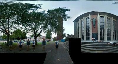 Photo of Church Heilig Hartkerk at Heilig-hartplein 1, Hasselt 3500, Belgium