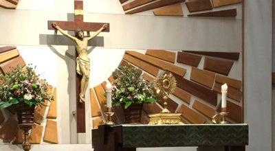 Photo of Church St Cecilia Catholic Church at 1301 Sycamore Ave, Tustin, CA 92780, United States