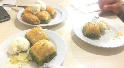 Photo of Dessert Shop Hacı Hasanoğulları Baklava&Börek at Ömerbey Mah. Halitpaşa Cad. Devlet Hastanesi Karşısı No:35 Mudanya, Bursa, Turkey