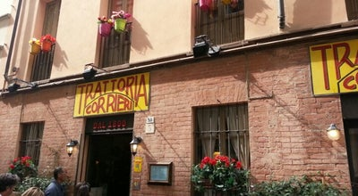 Photo of Italian Restaurant Trattoria Corrieri at Via Conservatorio 1, Parma 43121, Italy