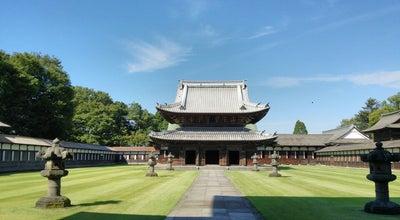 Photo of Buddhist Temple 瑞龍寺 at 関本町35, 高岡市 933-0863, Japan