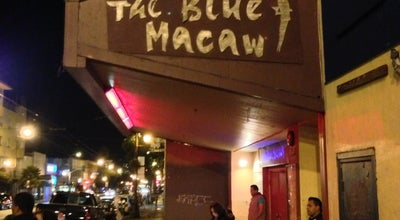 Photo of Bar The Blue Macaw at 2565 Mission St, San Francisco, CA 94110, United States