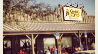 Photo of American Restaurant Cracker Barrel Old Country Store at 1960 Nw 150th Ave. I-75 & Sheridan Rd., Pembroke Pines, FL 33028, United States