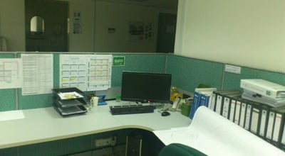 Photo of Bowling Alley My office at Saudi Arabia