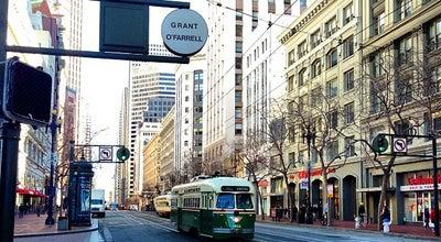 Photo of Road Market Street at Market St, San Francisco, CA 94105, United States